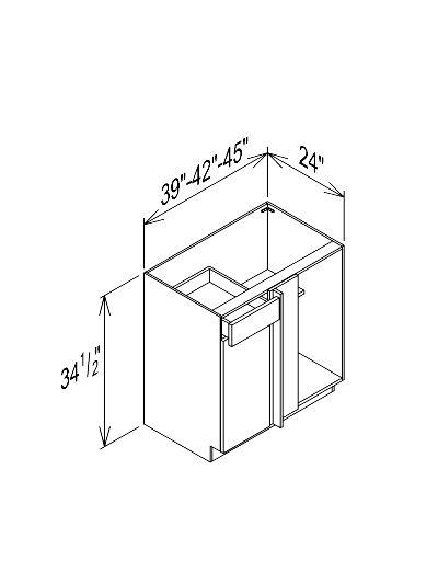 Base Blind Corner Cabinet