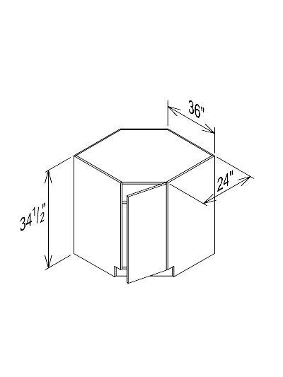 Base Diagonal Corner