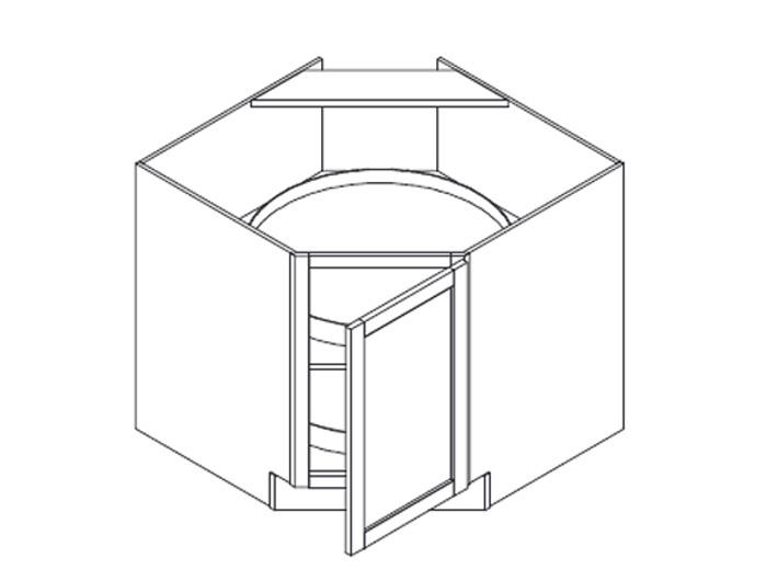 Base Corner Diagonal