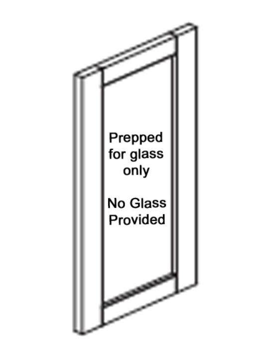Glass Door Frame - NO GLASS