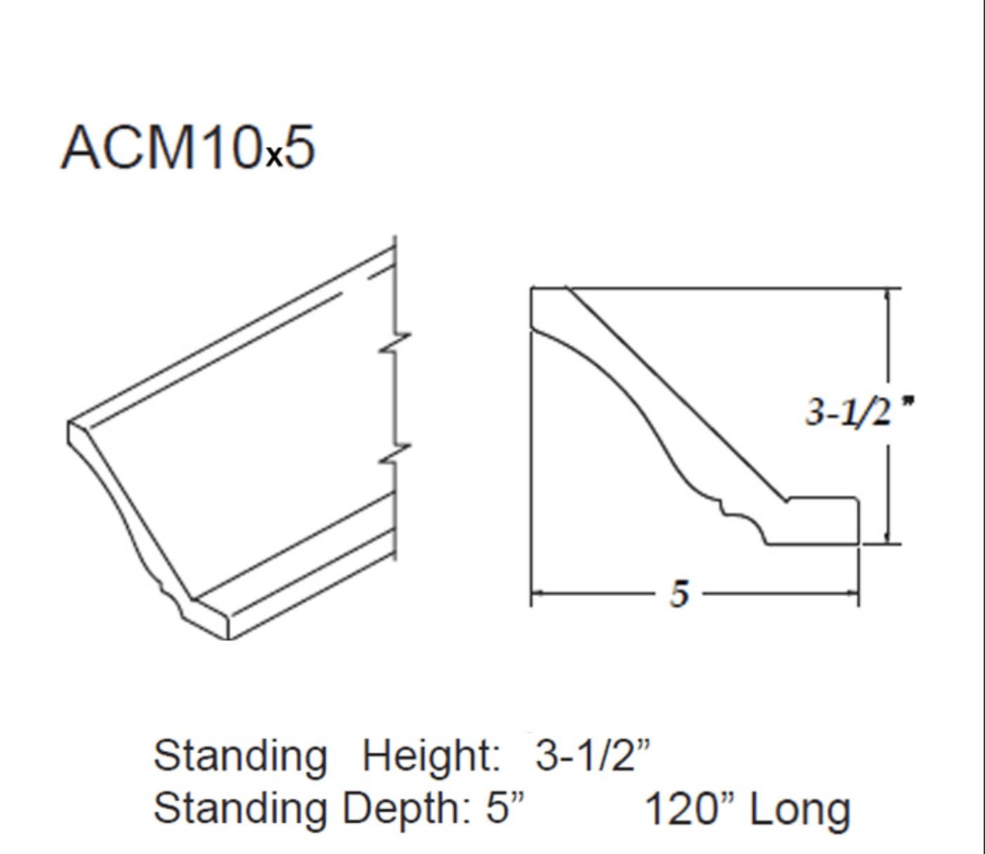 Moldings - Large Crown -5