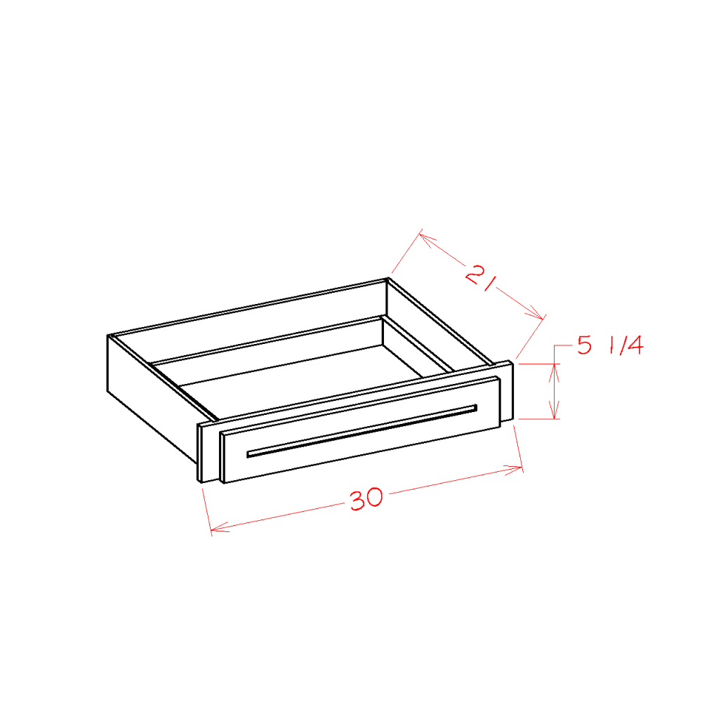 Desk Knee Drawer